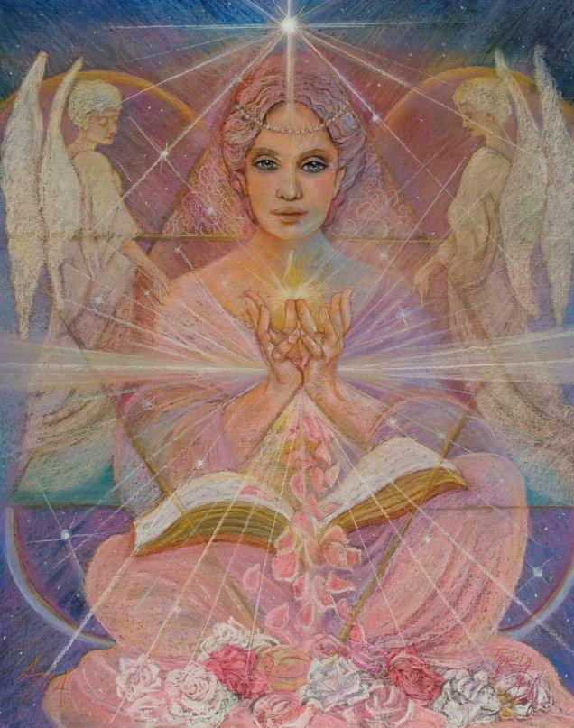 Ancient Divine Feminine Deity