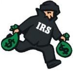 Tax man...